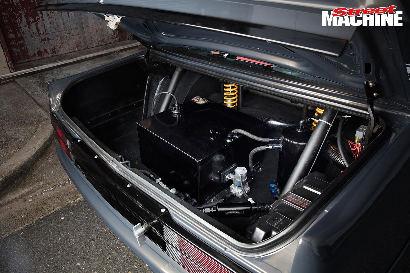 VL Commodore Turbo LS 8