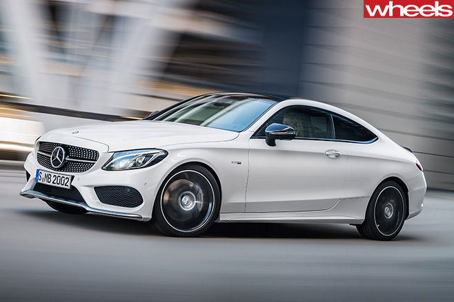 AMG-C63-driving -side