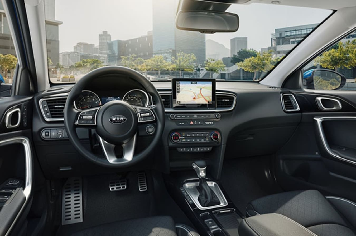 2019 Kia Ceed interior
