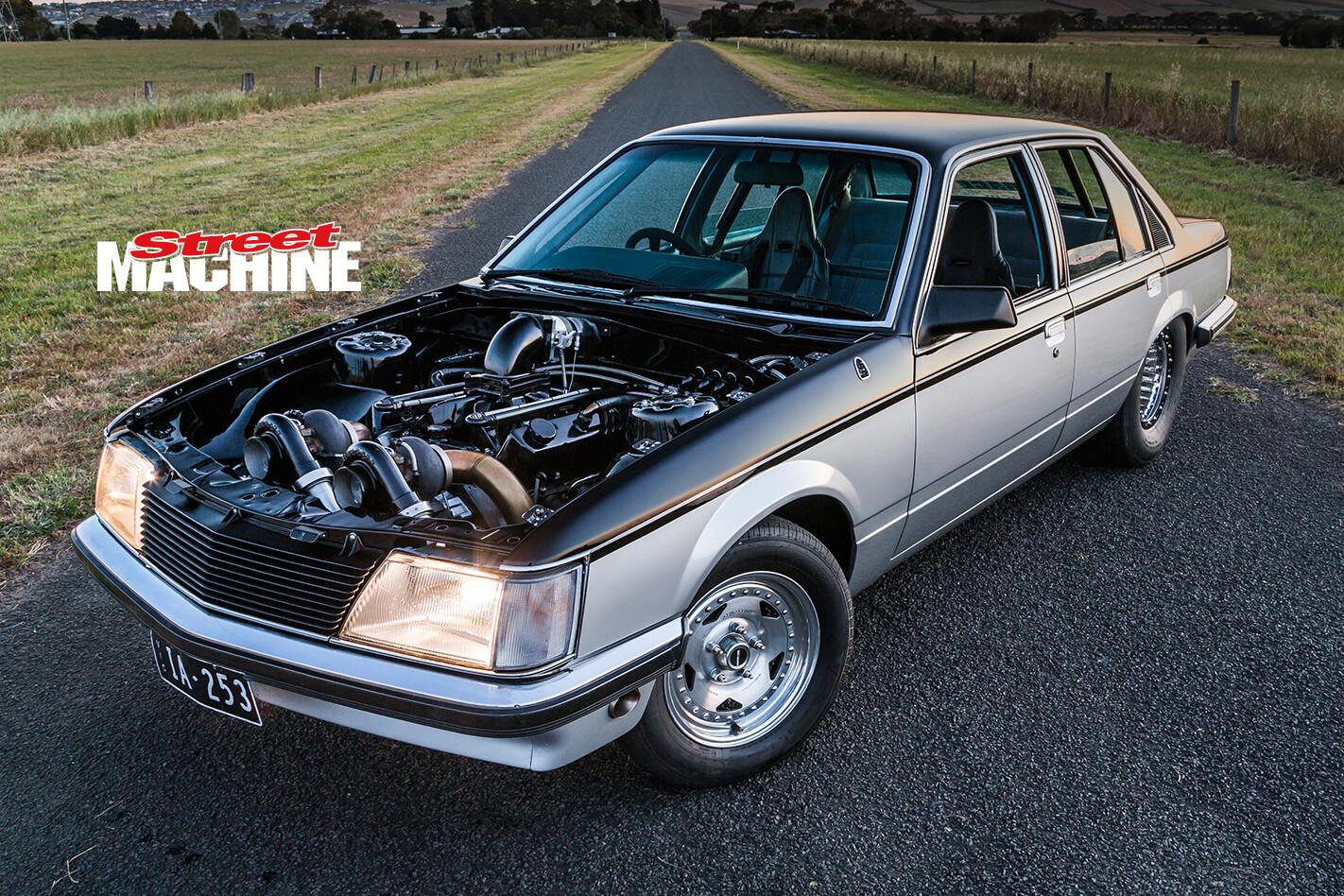 VH Commodore Bubba Turbo