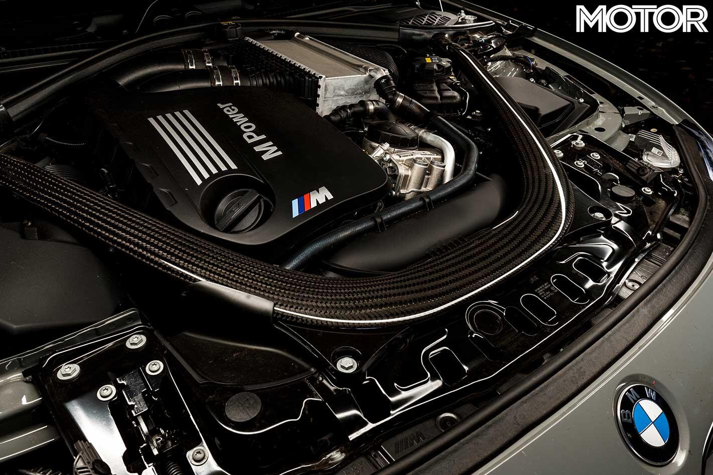 2018 BMW M 4 CS Engine Jpg