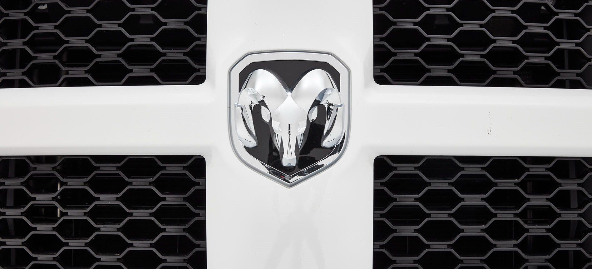 Dodge Dakota Ram Badge 1896 Jpg