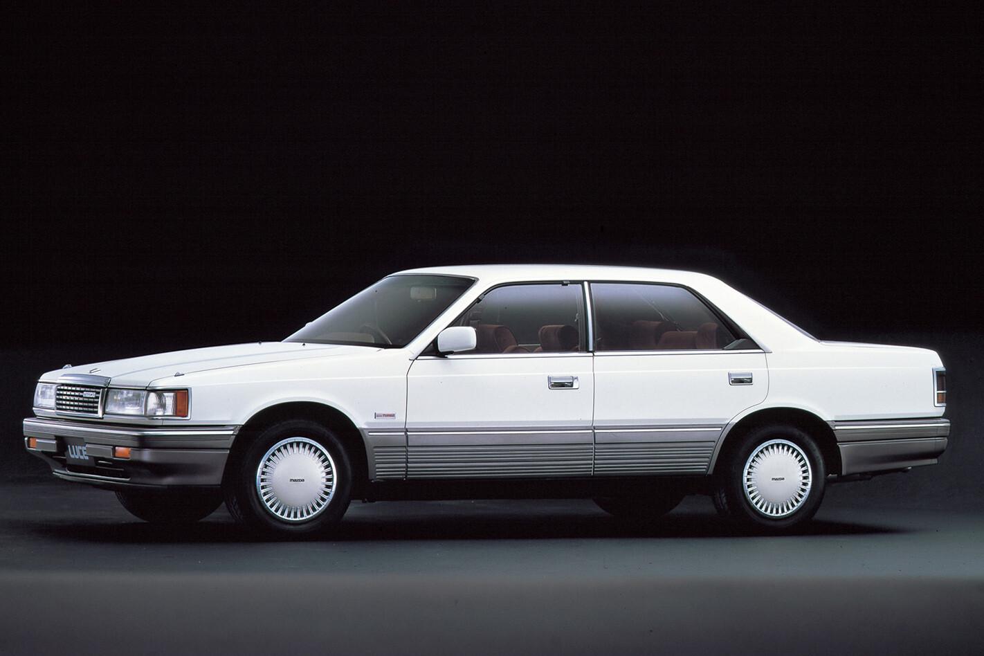 Mazda Turbo Luce Jpg