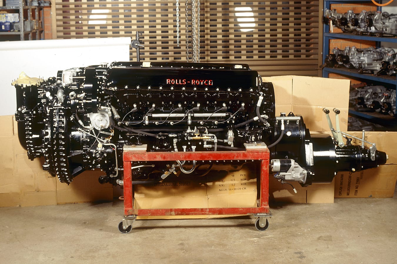 1955 Chevrolet Sports Coupe Attack Final Objective Engine Jpg