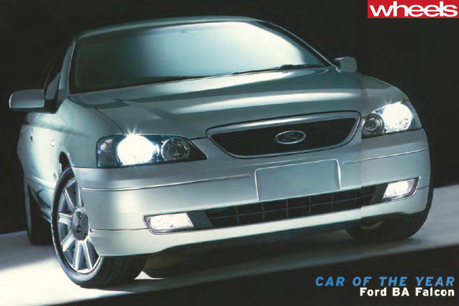 2002-Ford -BA-Falcon -Car -of -the -Year -front