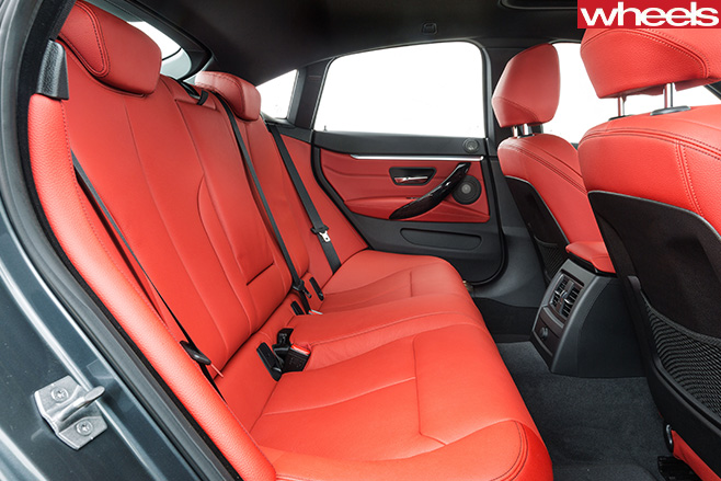 BMW-4-series -rear -seats