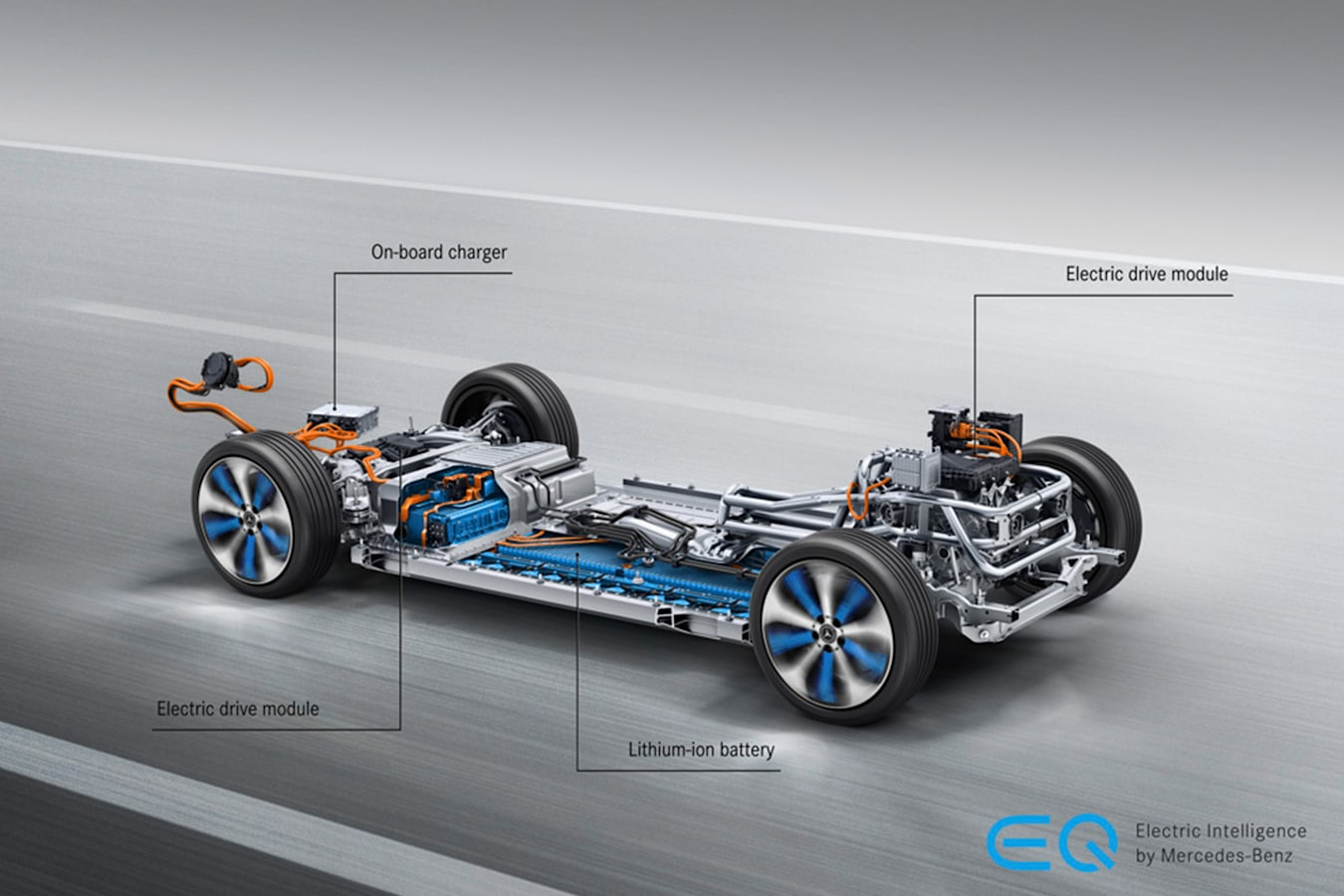 Mercedes Benz Eqc Chassis Jpg