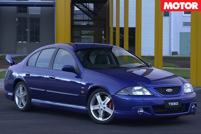 Tickford TE50