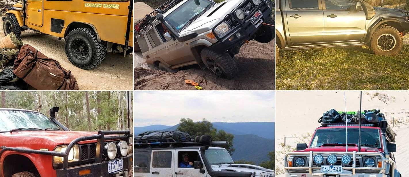 Readers 4x4s March 2019