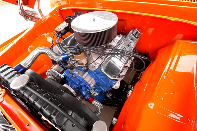 Ford big-block engine