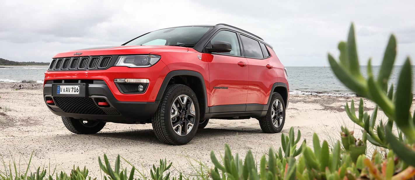 2018 Jeep Compass price and features announced