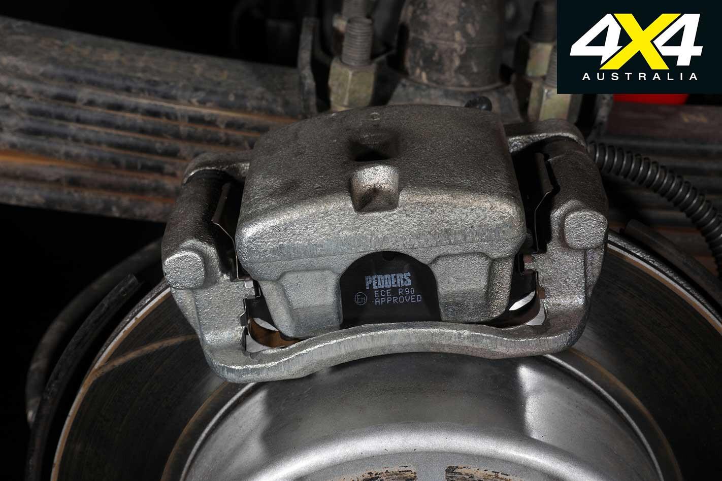 Pedders Disc Brake Conversion Kit Calipers Jpg