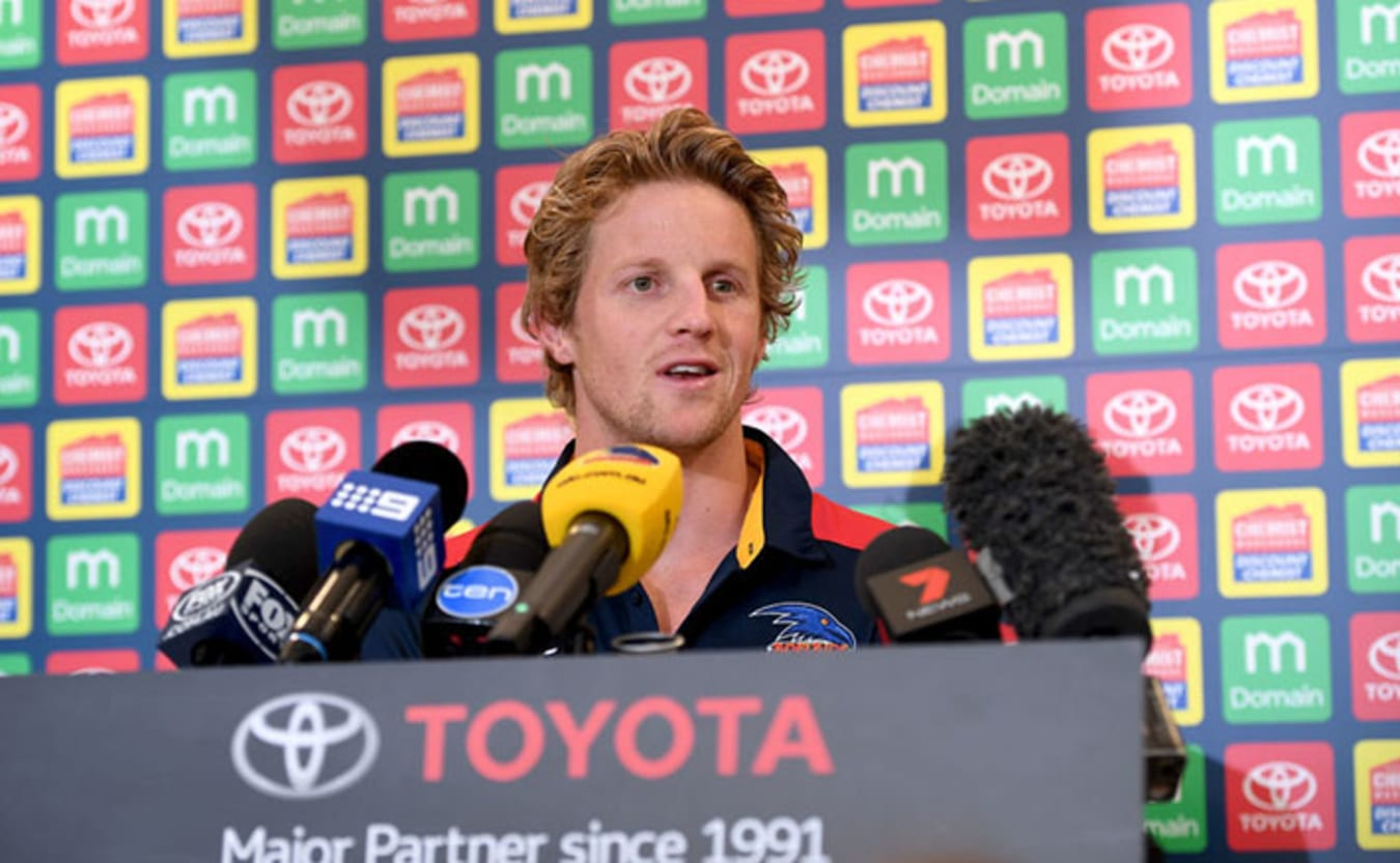 Rory Sloan Adelaide Crows