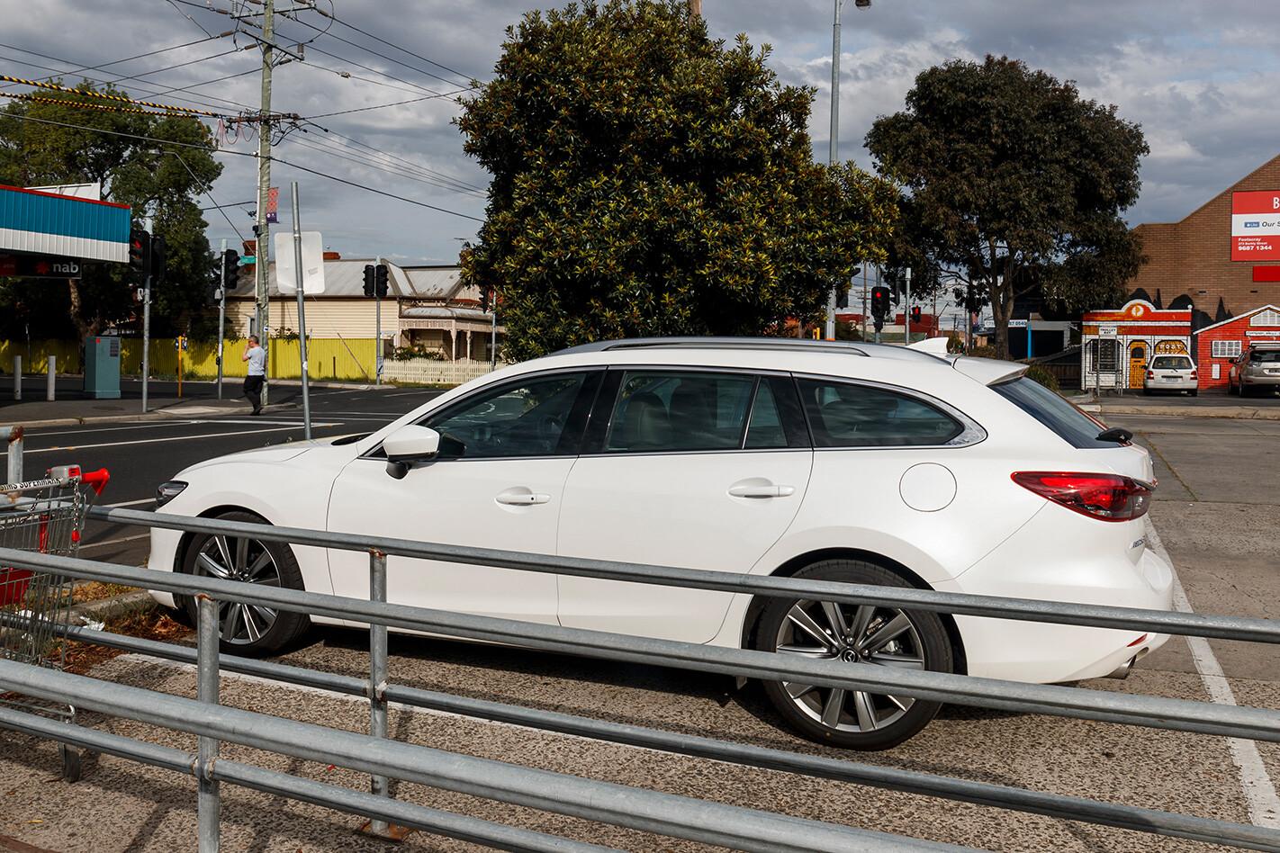 Mazda 6 Atenza wagon