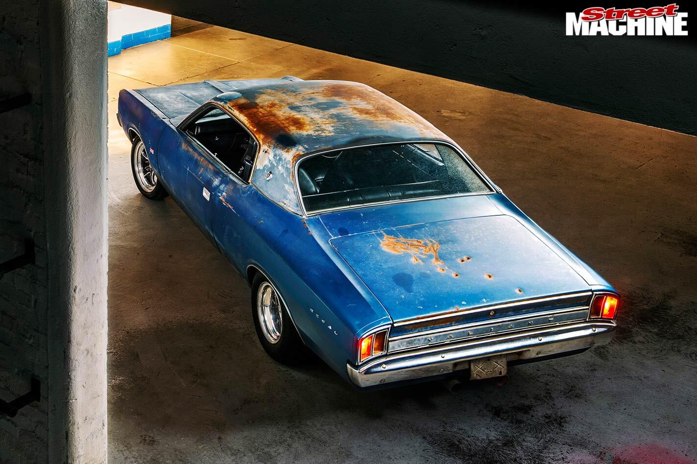 Chrysler VH Valiant hardtop