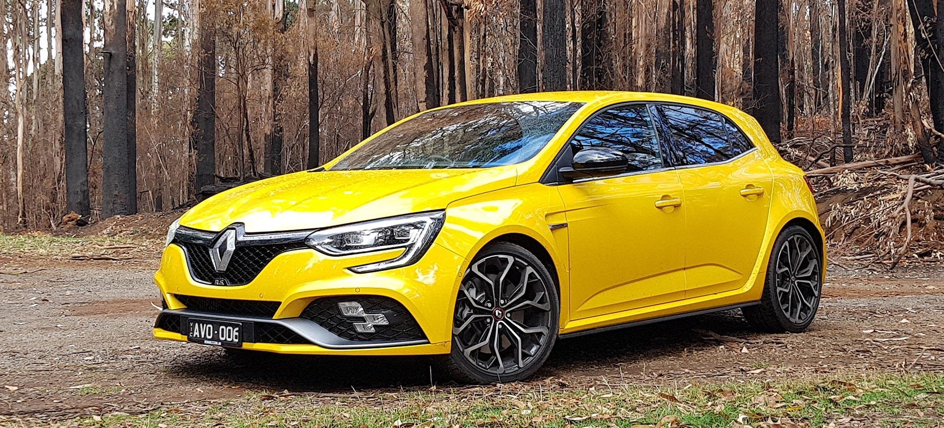 2019 Renault Megane RS280 long-term review feature