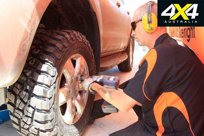 4 X 4 Mud Terrain Tyre Test 2020 Tyre Fitment Jpg