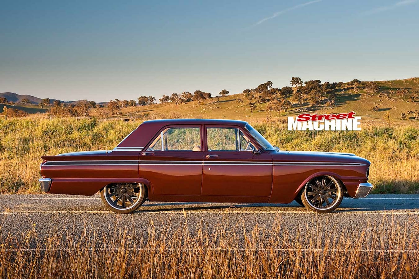 Ford Compact Fairlane side