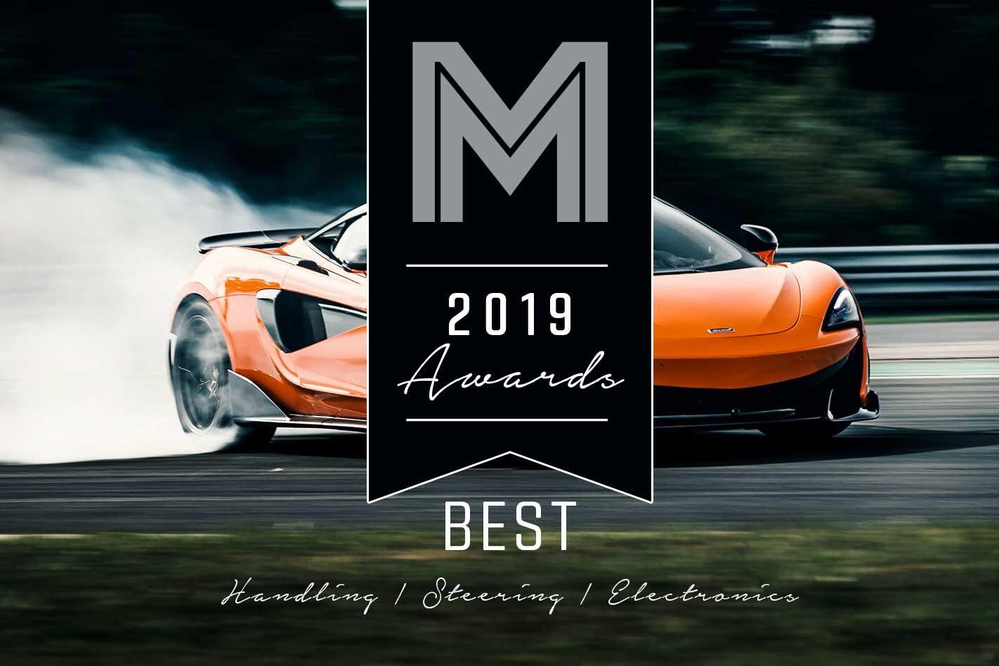 2019 MOTOR Awards Best Handling