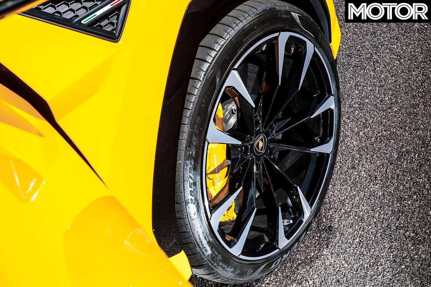 2019 Lamborghini Urus Wheel Jpg