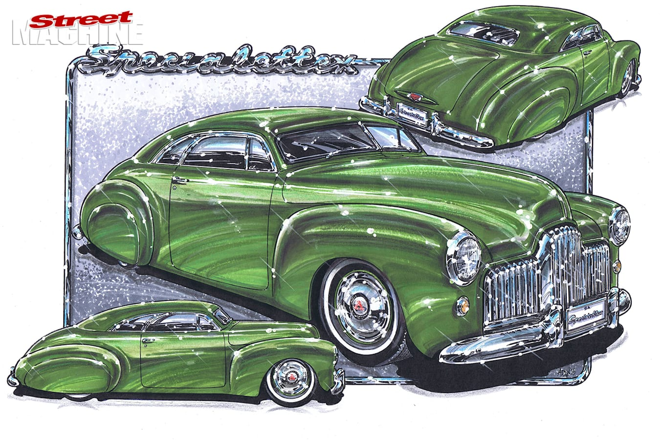 CUSTOM-HOLDEN-FX-COUPE-concept