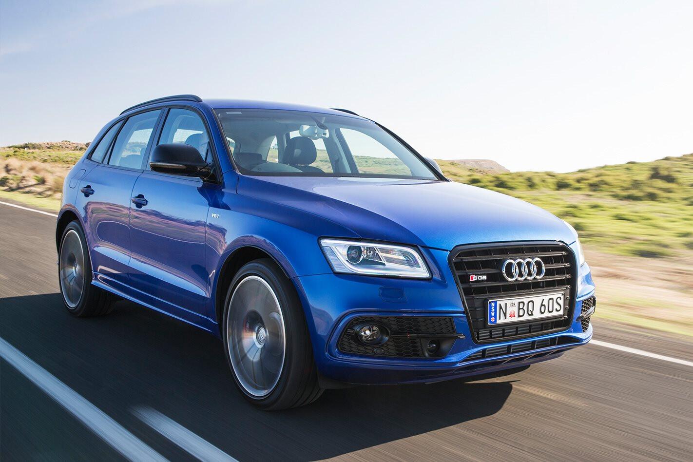 2017 Audi SQ5 Plus review