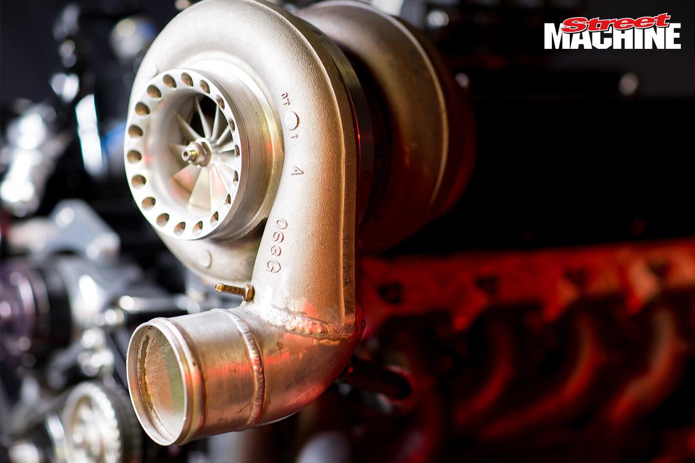 Turbo Small Block Ford Engine 4 Jpg