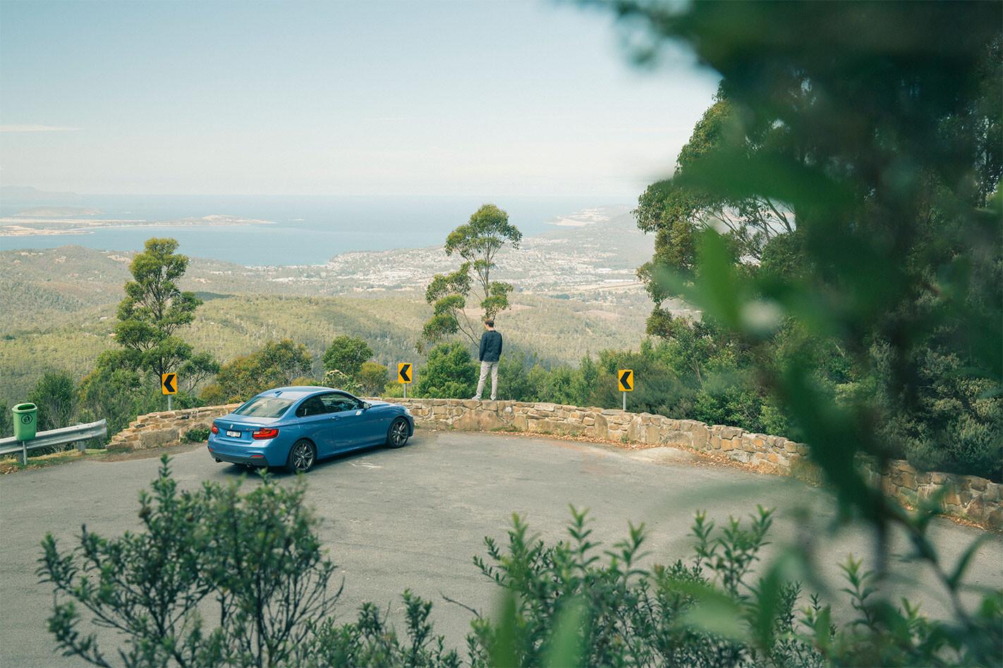 BMW-M235i -scenery