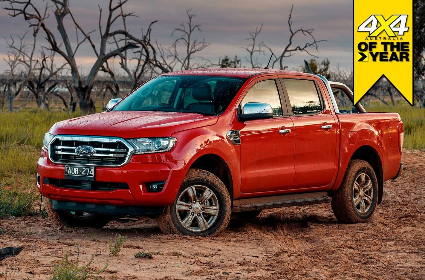 Ford Ranger XLT 2019 4x4 of the Year contender