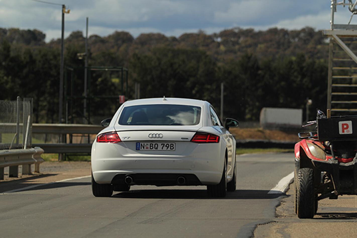 Audi Tt Third Gen Rear Jpg