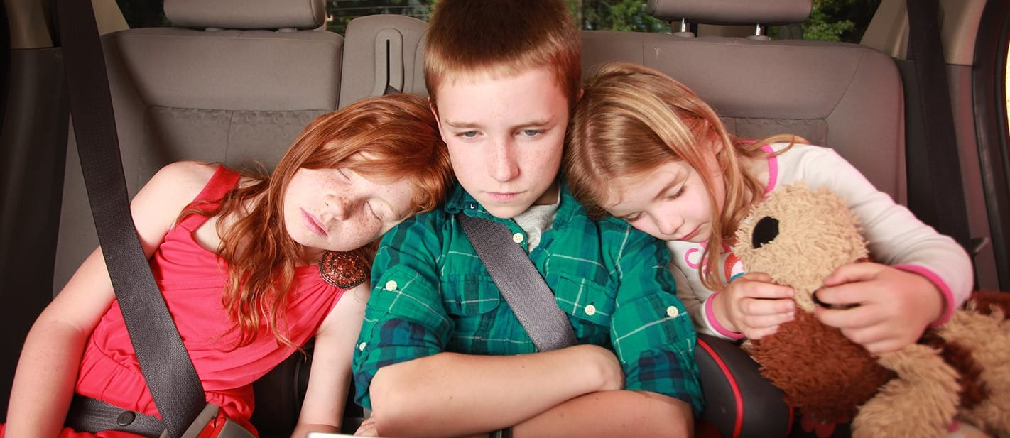 Kid-proofing your car