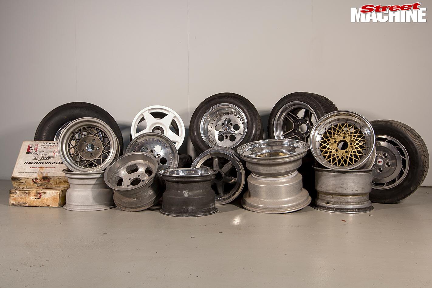 wheels range