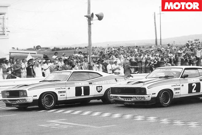 Ford Dealer XC Coupes