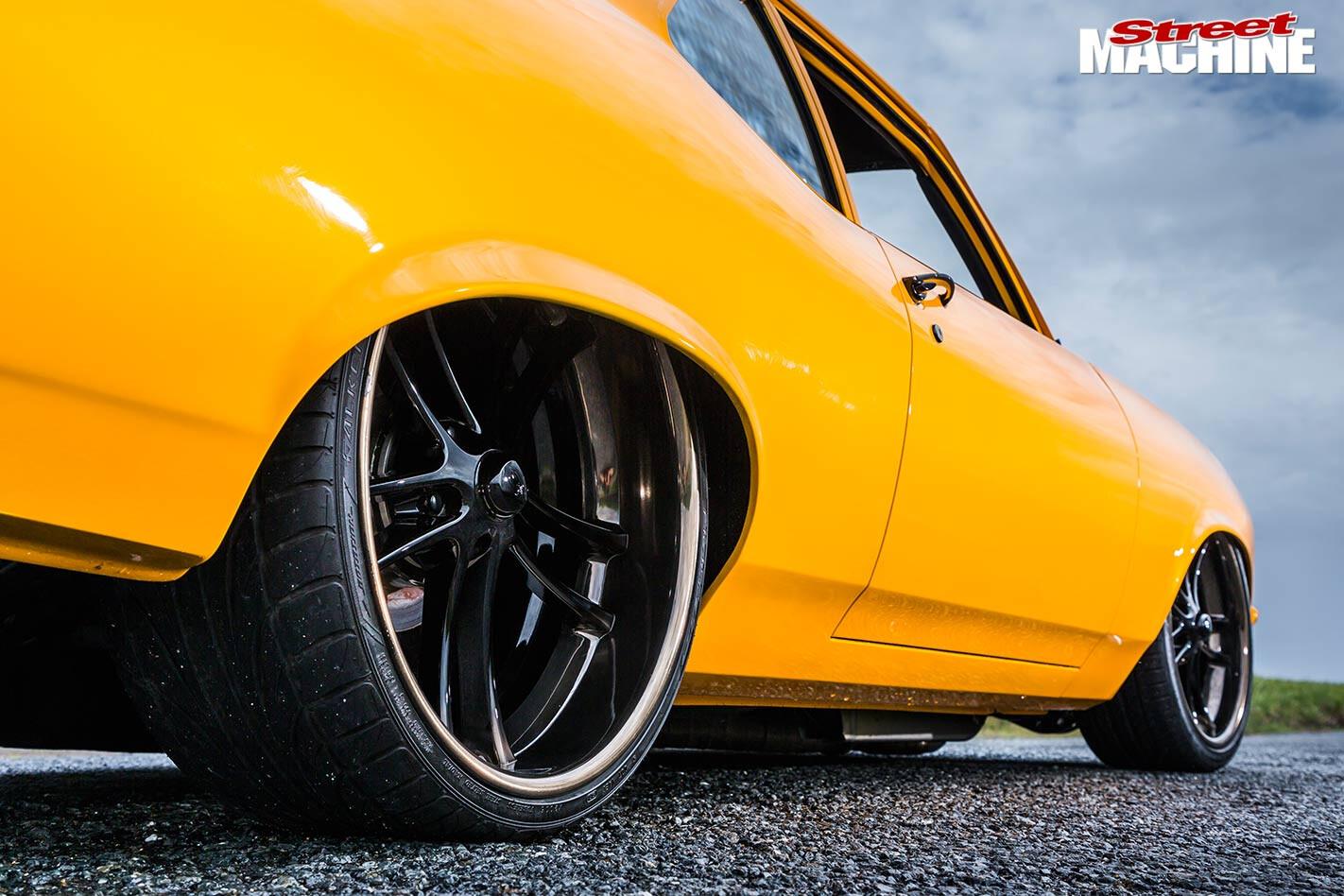 Chevrolet Nova wheel