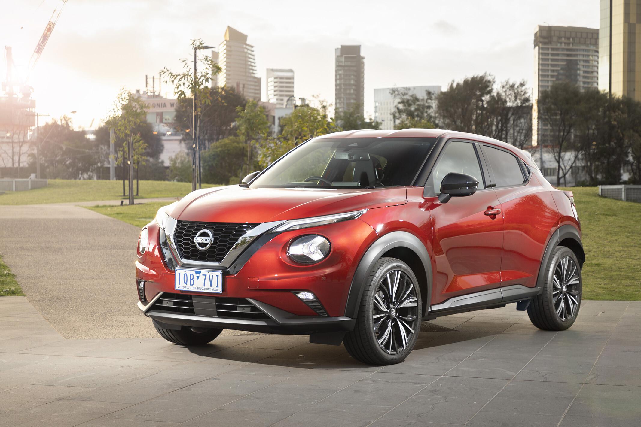 Nissan Juke ST-L