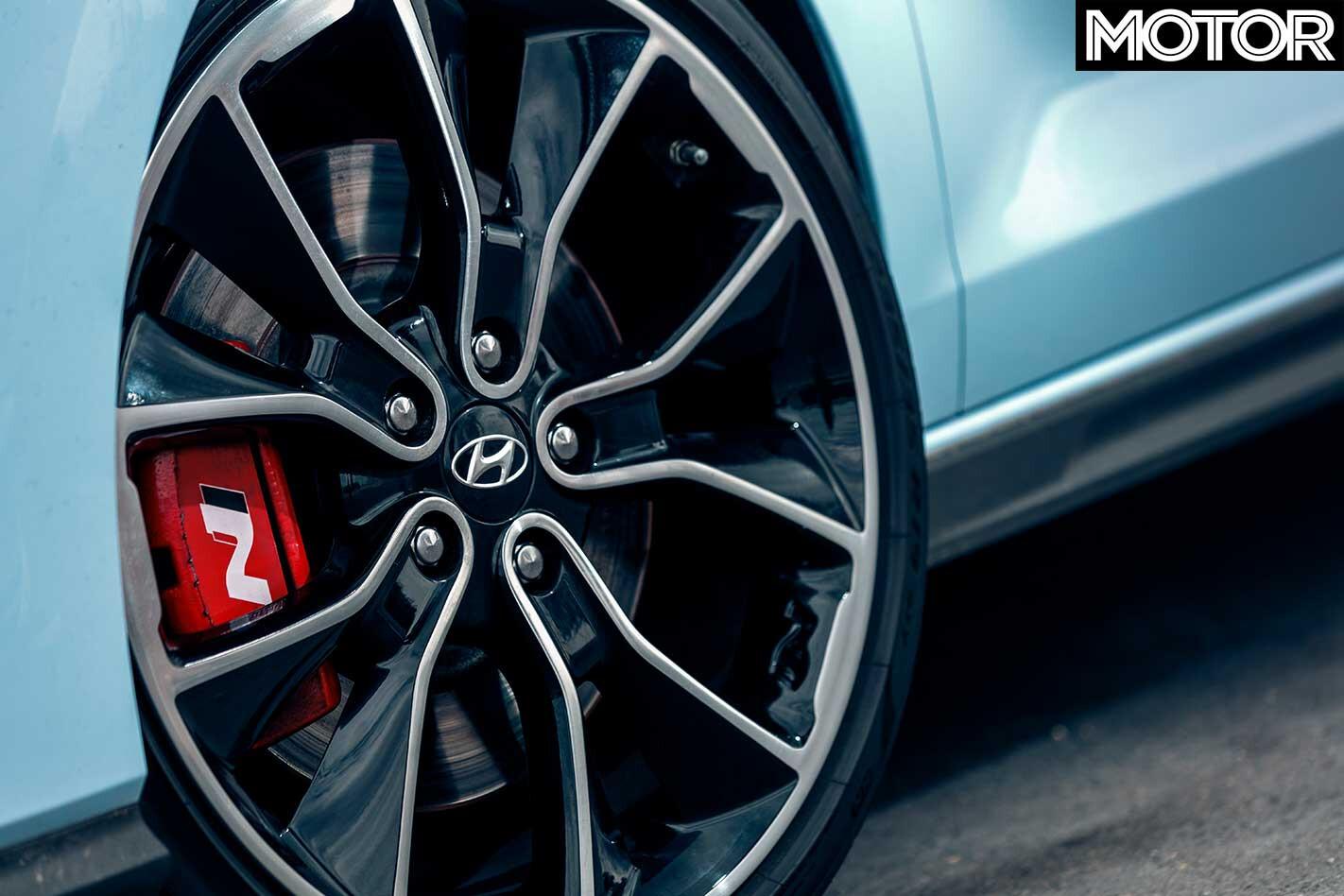 2019 Hyundai I 30 N Brake Wheel Jpg