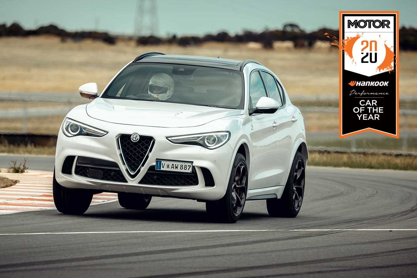 Alfa Romeo Stelvio Q Performance Car of the Year 2020 results