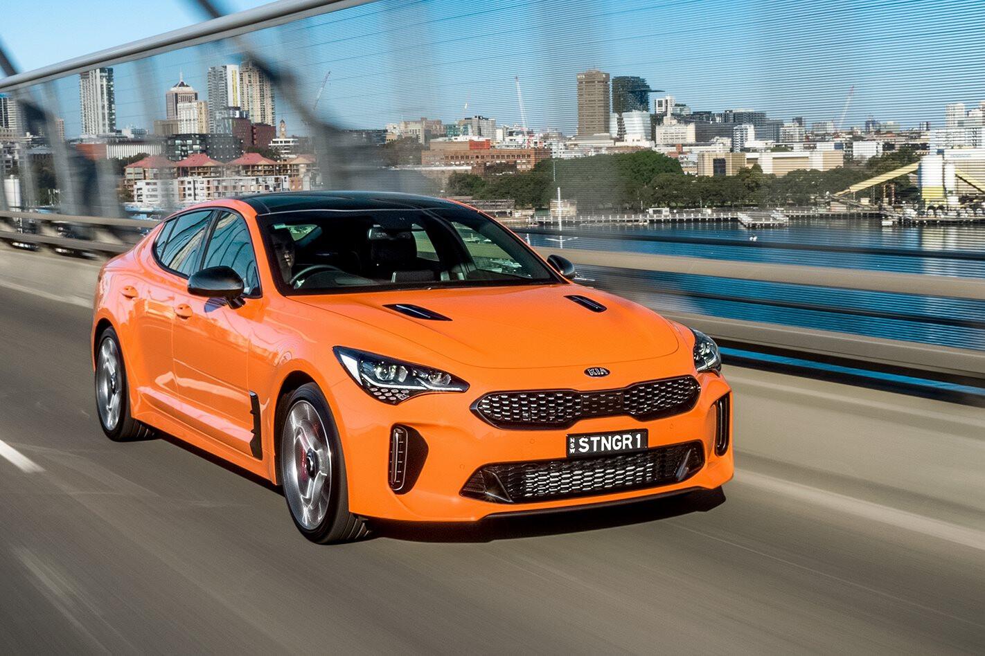 2020 Kia Stinger GT review