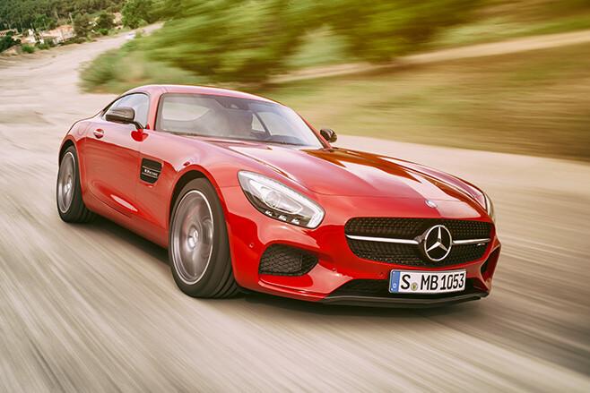 Mercedes-AMG GT Convertible