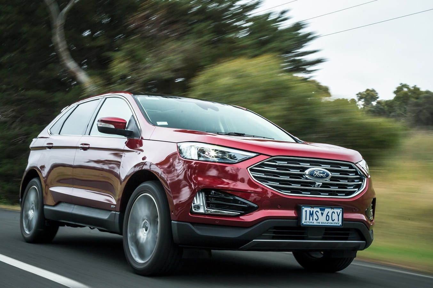 2019 Ford Endura Review