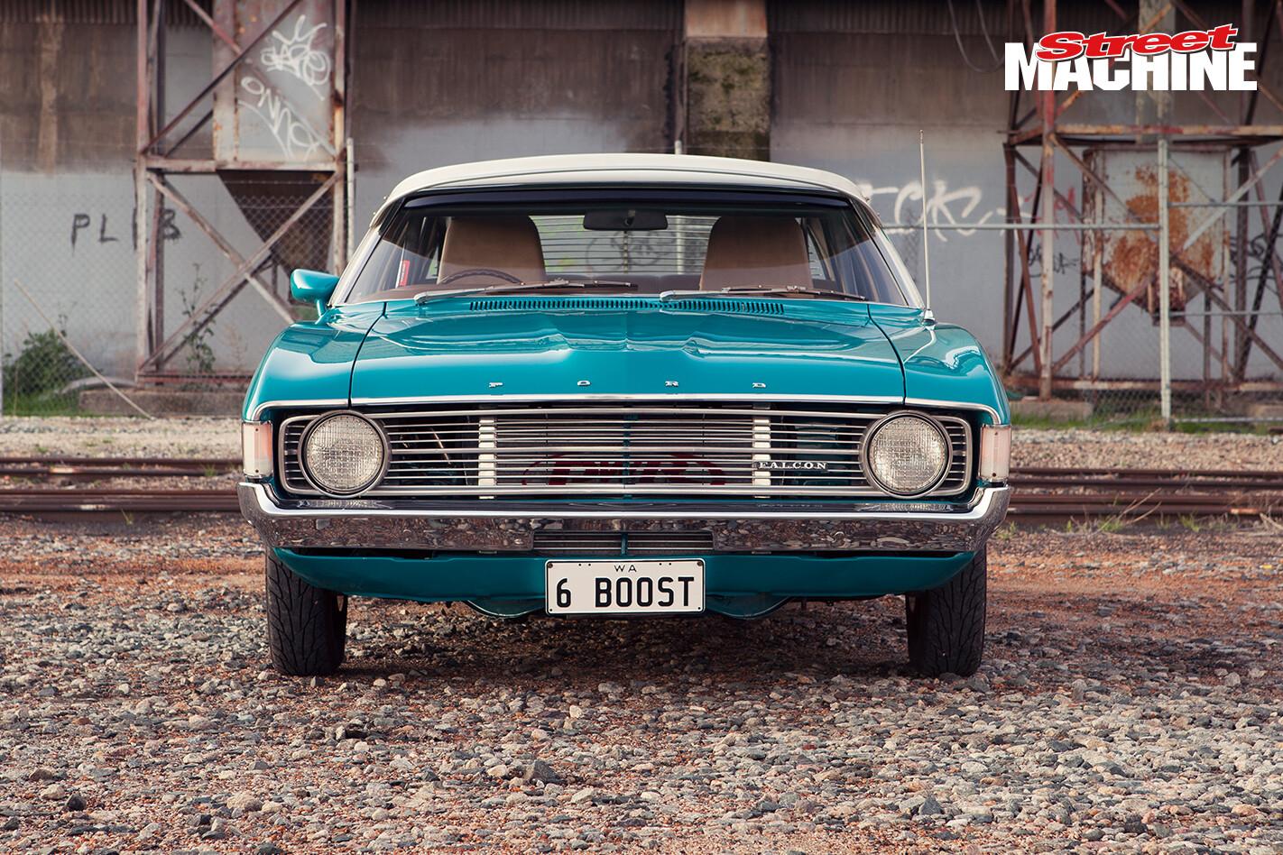 Ford XA Falcon Turbo 6 Nw