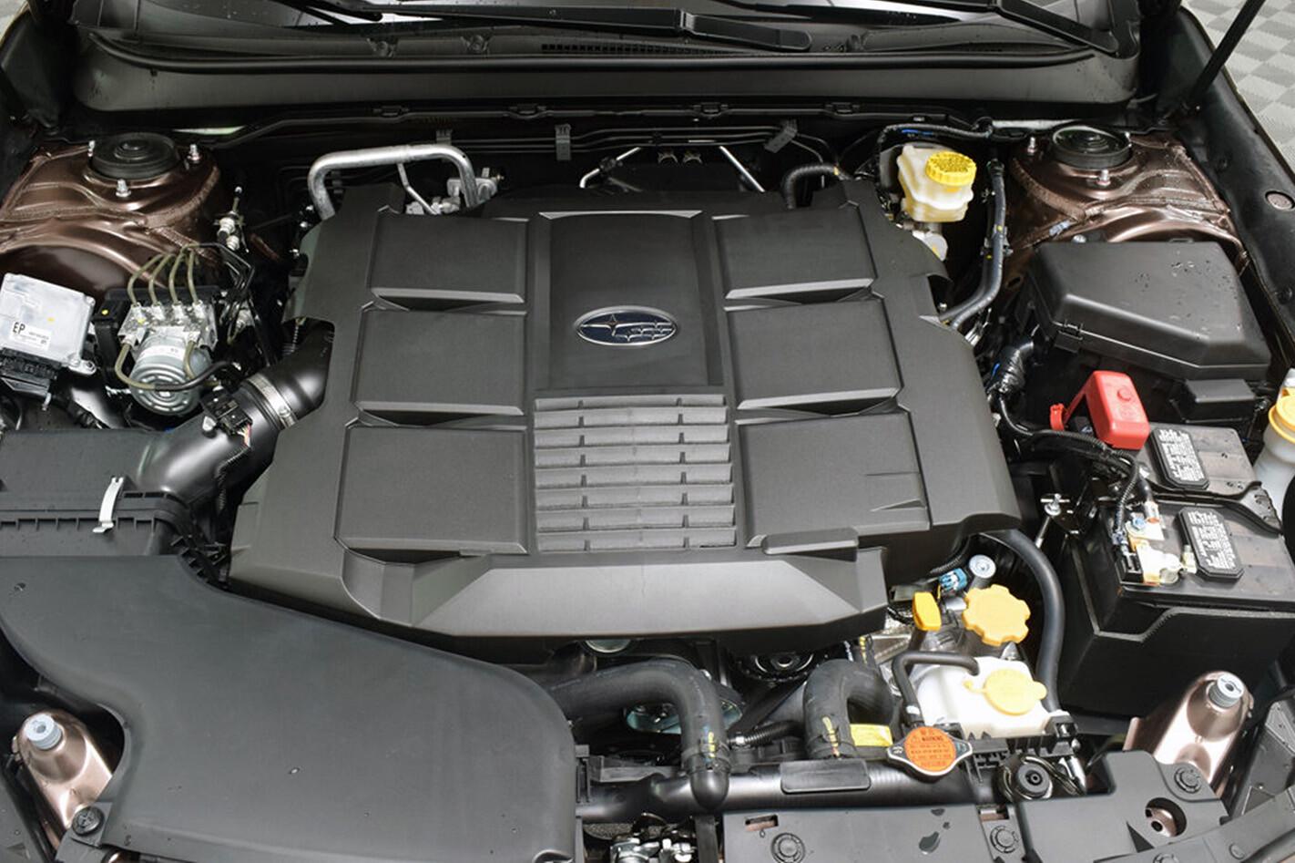 Subaru Outback 3.6R engine