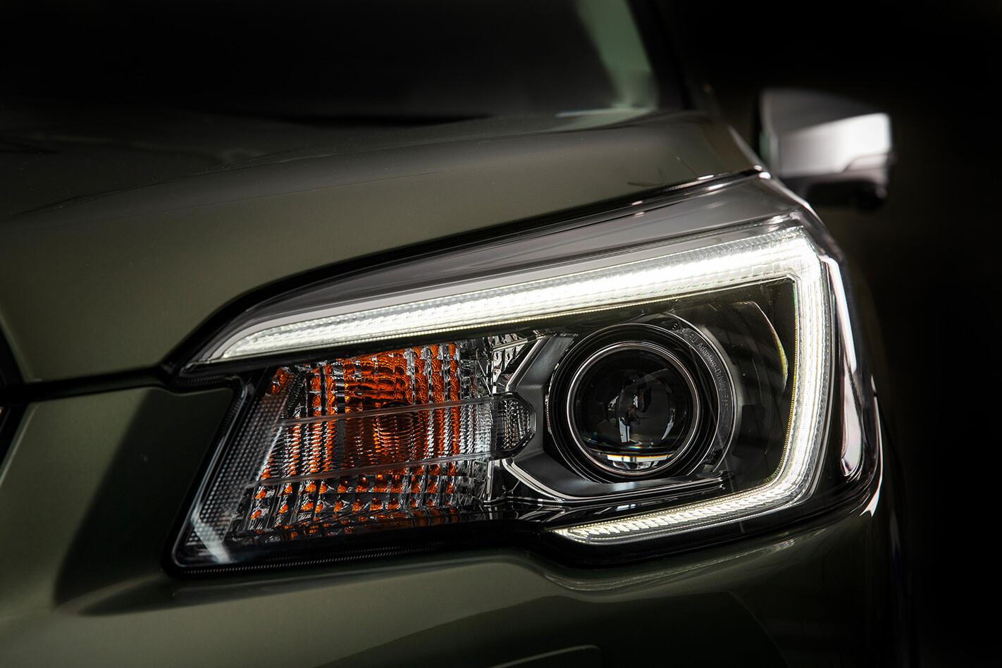 Subaru Forester Headlight Jpg