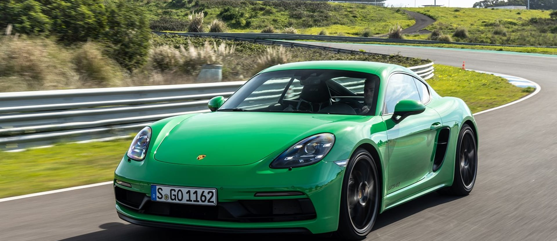 Porsche Cayman G Ts Review Main Jpg