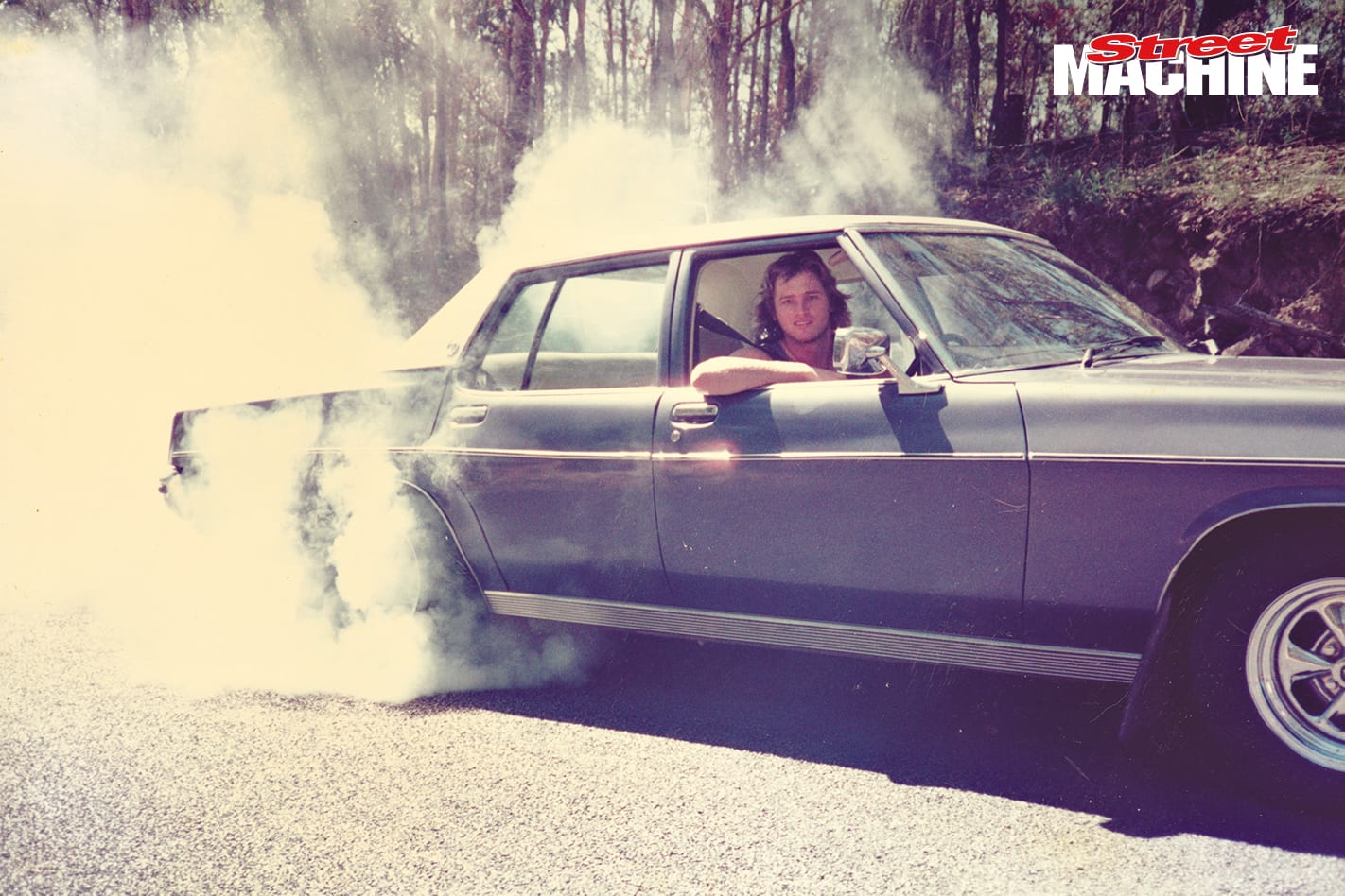 HX Holden Statesman