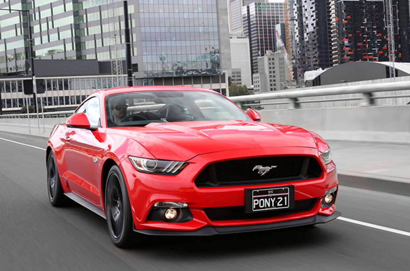 Ford Mustang Sports Cars Under 80 K Jpg