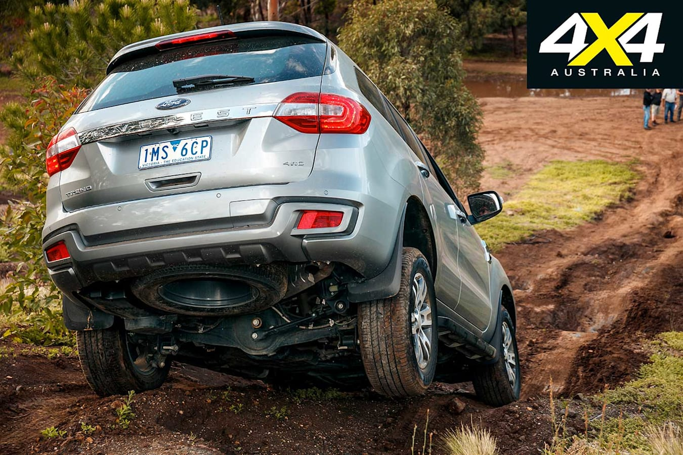 2019 4 X 4 Of The Year Ford Everest Trend Hill Descent Jpg