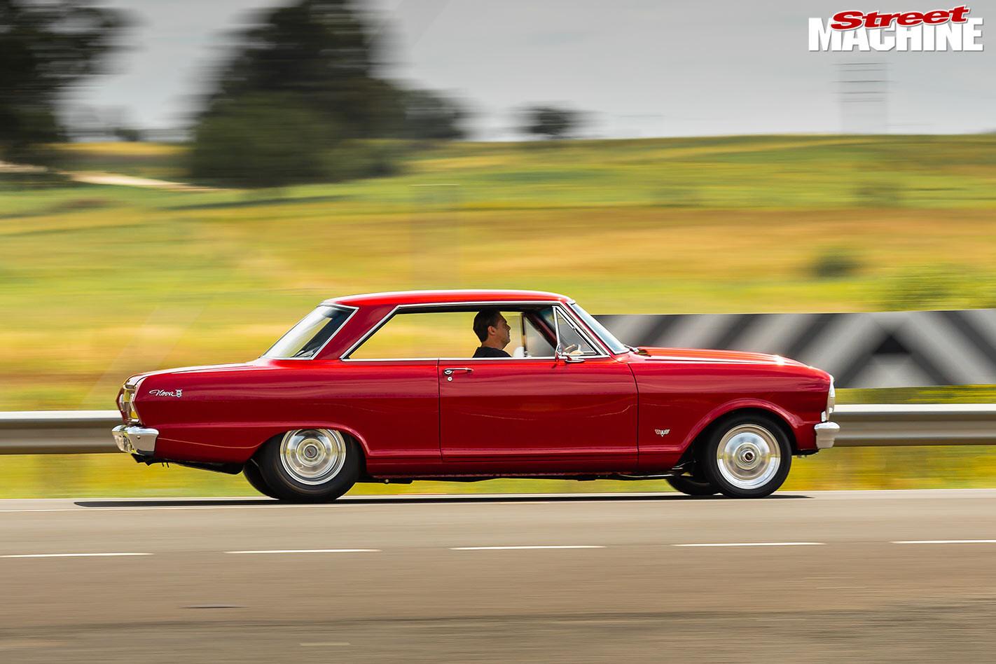 Chevy Nova onroad