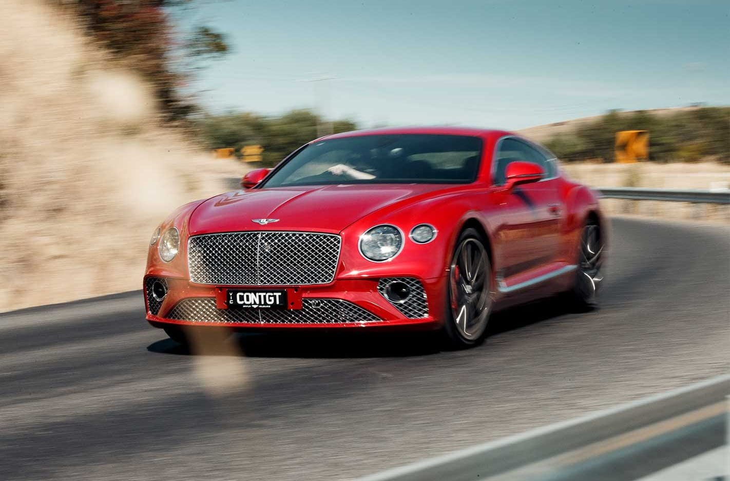 2019 Bentley Continental GT performance review