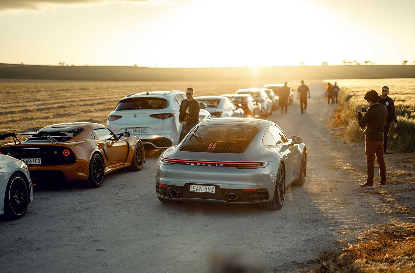 Behind the scenes Performance Car of the Year 2020